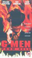 G-Men from Hell Movie Poster
