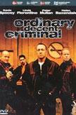 Ordinary Decent Criminal Movie Poster