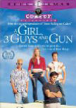 A Girl, Three Guys, and a Gun Movie Poster