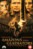 Amazons and Gladiators Movie Poster