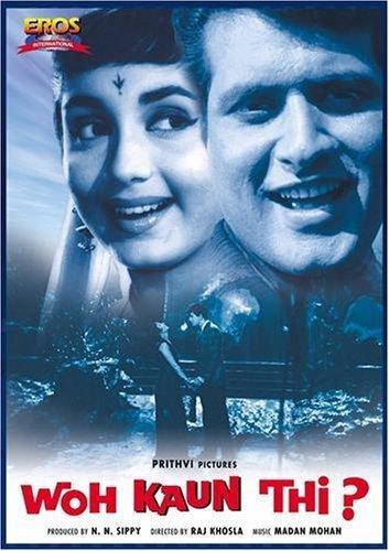 Woh Kaun Thi Movie Poster