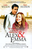 Alex & Emma Movie Poster