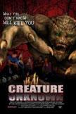 Creature Unknown Movie Poster