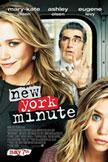 New York Minute Movie Poster