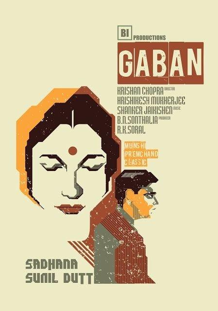 Gaban Movie Poster