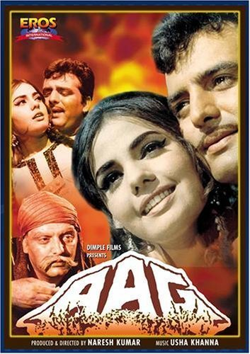Aag Movie Poster