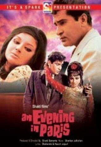 An Evening In Paris Movie Poster