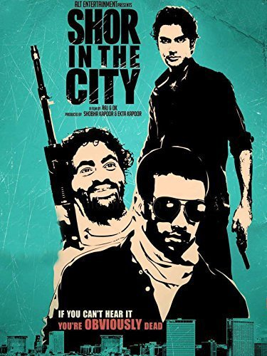 Shor In The City Movie Poster