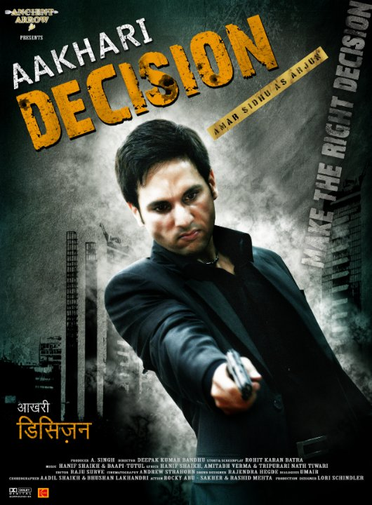 Aakhari Decision Movie Poster