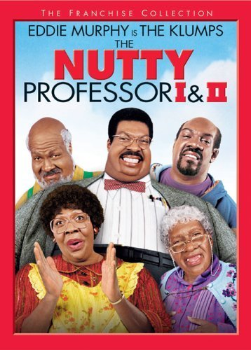 Nutty Professor II: The Klumps Movie Poster