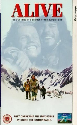 Alive Movie Poster