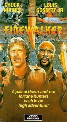 Firewalker Movie Poster