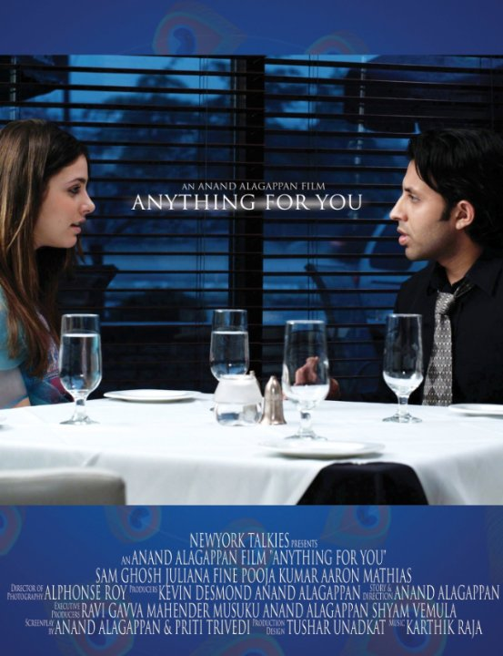 Anything For You Movie Poster