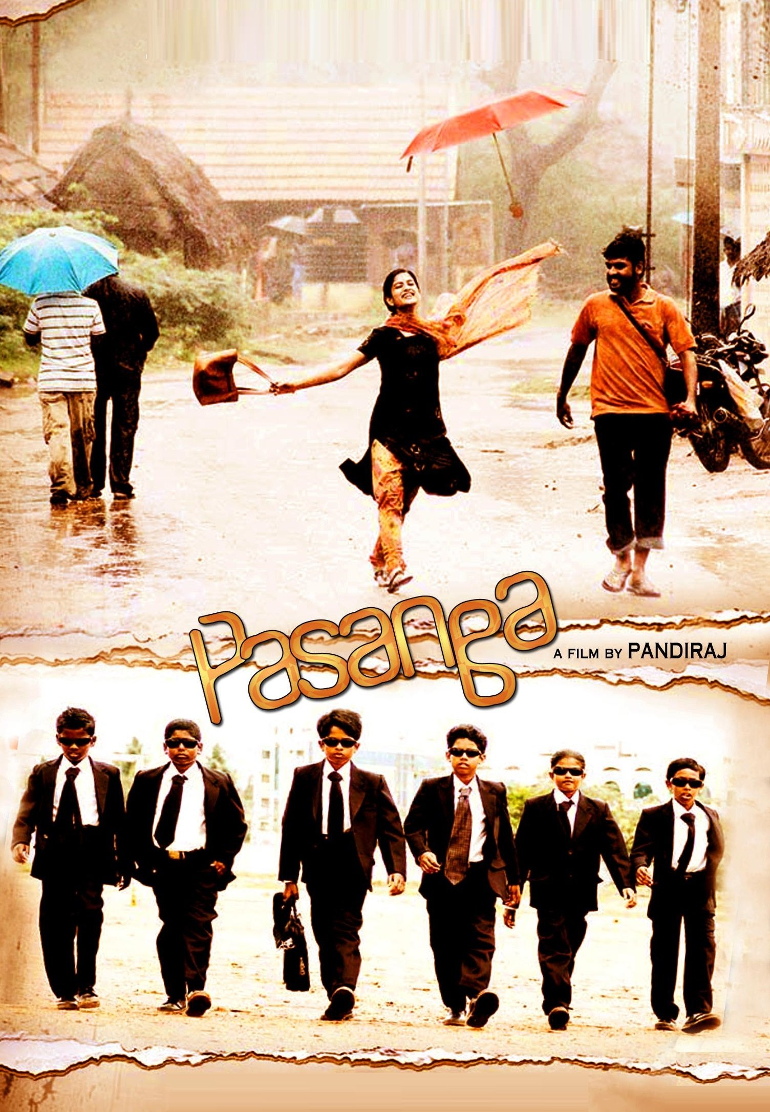 Pasanga Movie Poster
