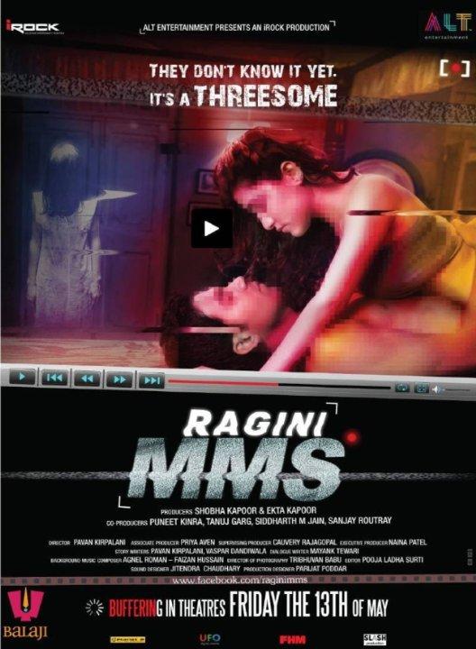 Ragini MMS Movie Poster