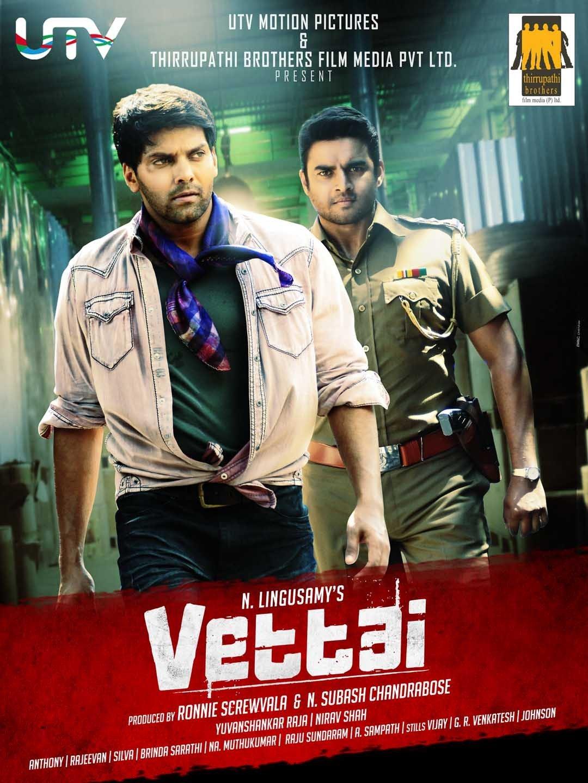 Vettai Movie Poster