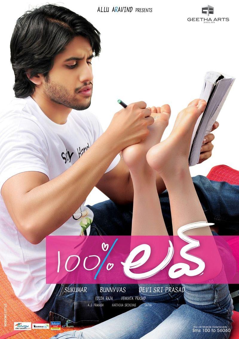 100% Love Movie Poster