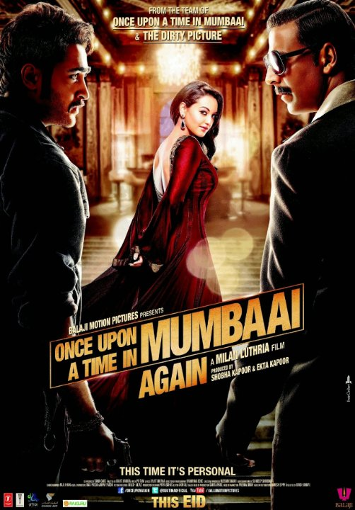 Once Upon Ay Time In Mumbai Dobaara! Movie Poster