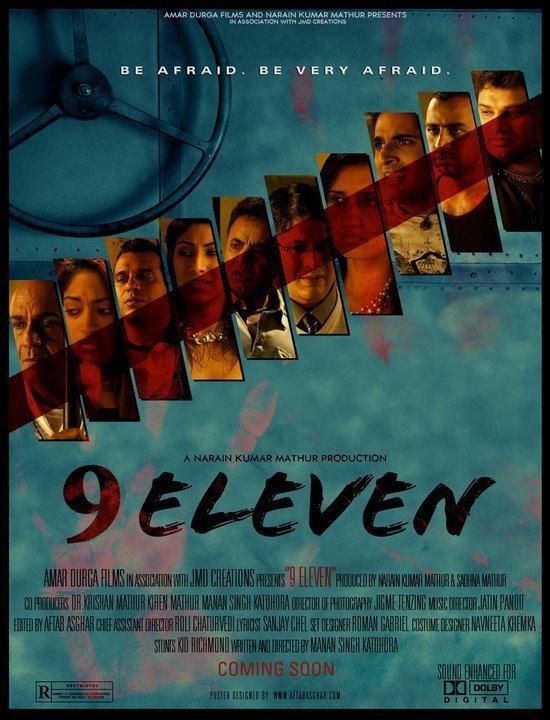 9 Eleven Movie Poster
