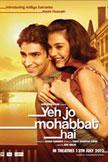Yeh Jo Mohabbat Hai Movie Poster