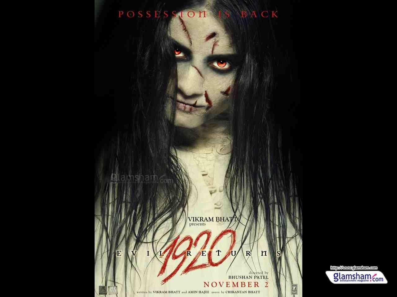 1920: Evil Returns Movie Poster