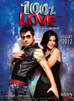 100% Love Movie Poster