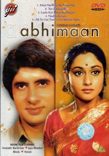 Abhimaan Movie Poster