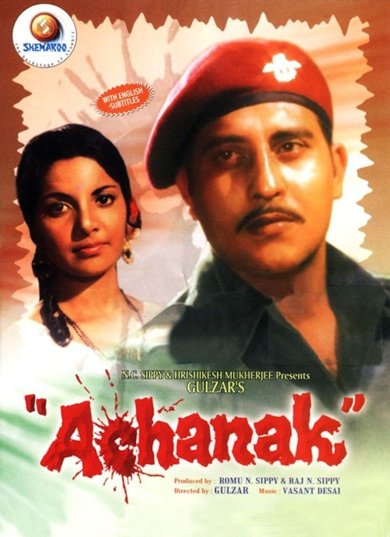 Achanak Movie Poster