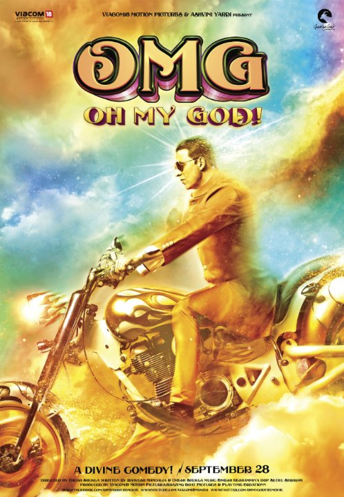 OMG - Oh My God! Movie Poster