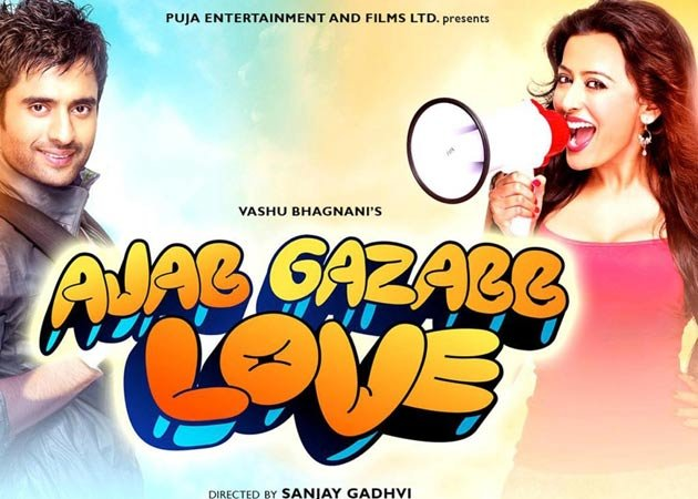 Ajab Gazabb Love Movie Poster