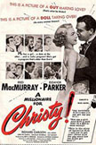 A Millionaire For Christy Movie Poster