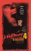 A Nightmare on Elm Street 4: The Dream Master Movie Poster
