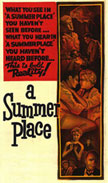 A Summer Place Movie Poster