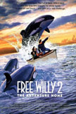 Free Willy 2: The Adventure Home Movie Poster