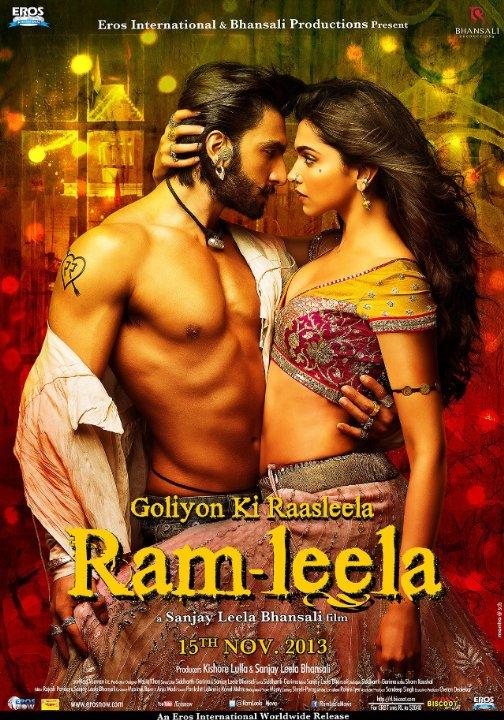 Goliyon Ki Raasleela: Ram-Leela Movie Poster