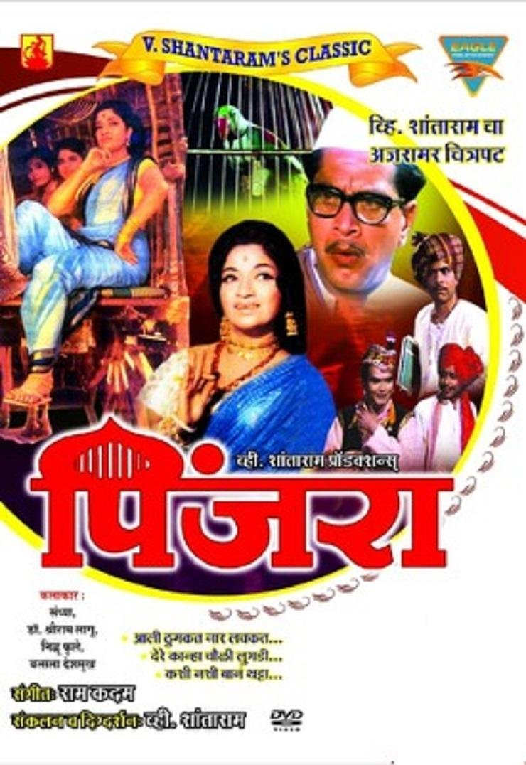Pinjra Movie Poster
