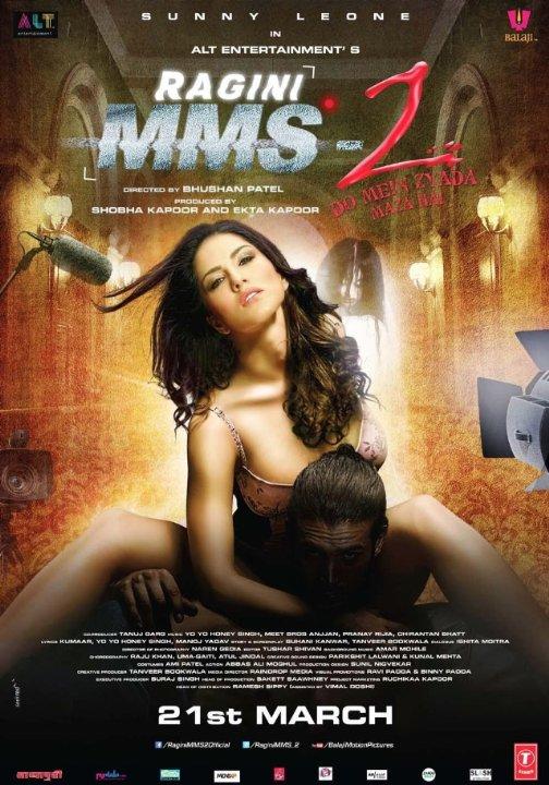 Ragini MMS 2 Movie Poster