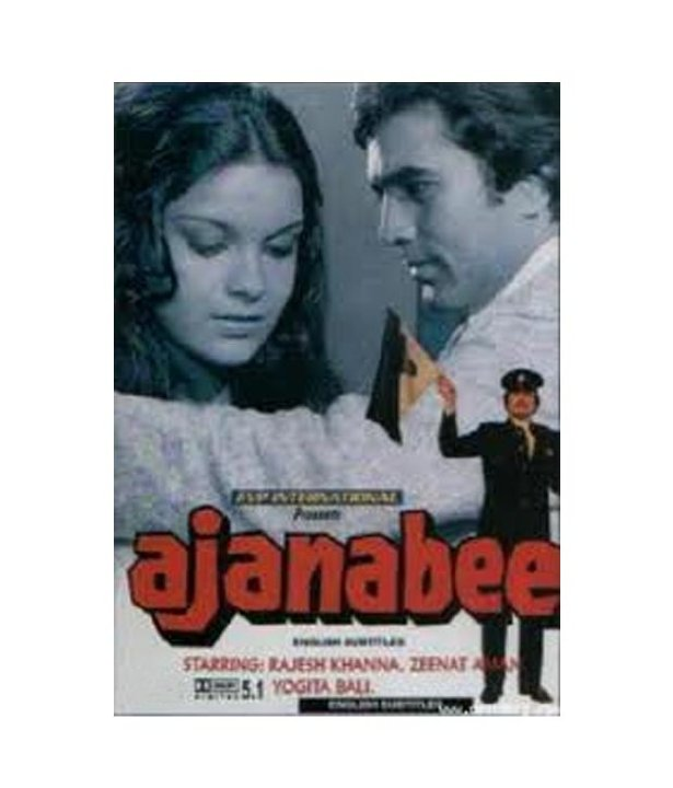 Ajanabee Movie Poster