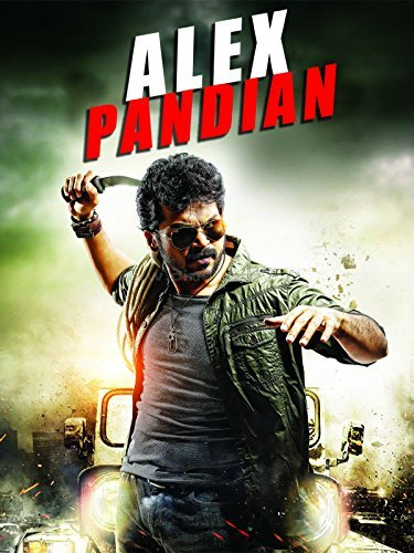 Alex Pandian Movie Poster