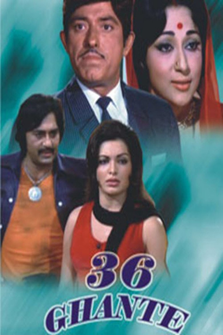 36 Ghante Movie Poster
