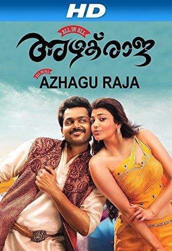 All In All Azhagu Raja Movie Poster