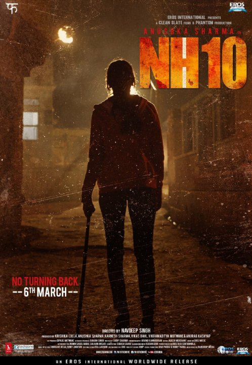 NH10 Movie Poster