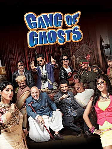 Gang Of Ghosts Movie Poster