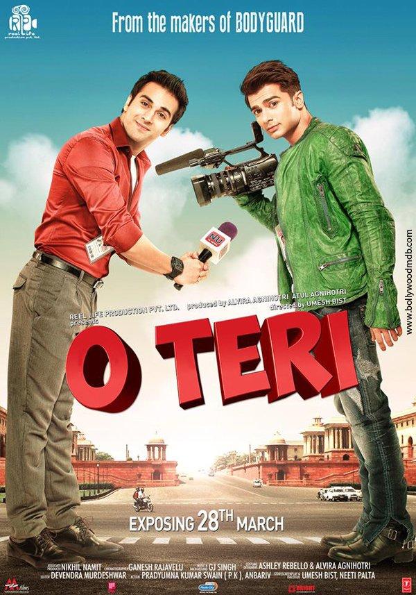 O Teri Movie Poster