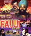 Fauji Movie Poster