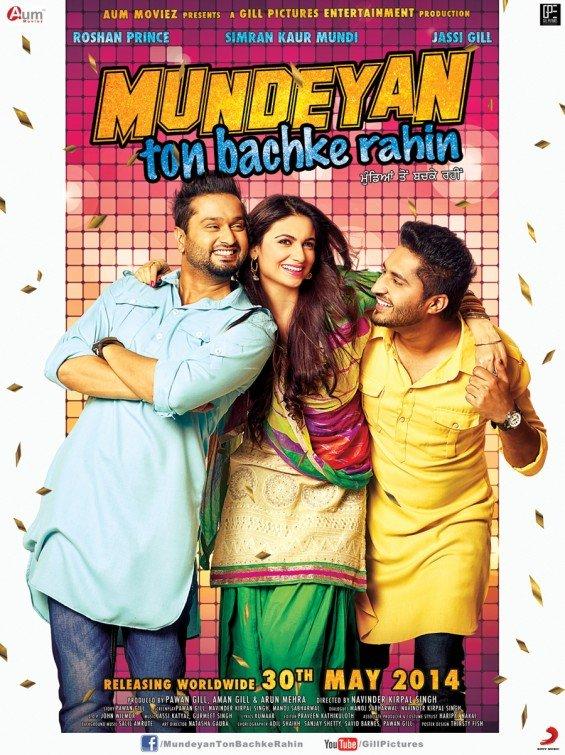Mundeyan Ton Bachke Rahin Movie Poster