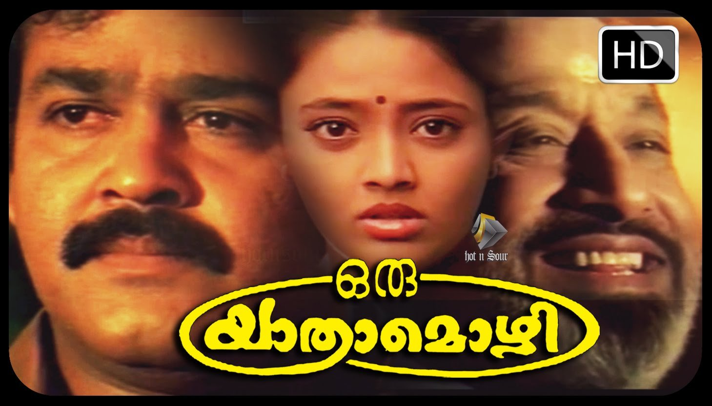 Oru Yaatra Mozhi Movie Poster
