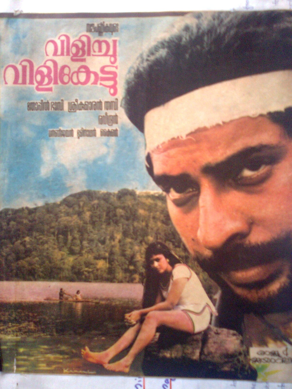 Vilichu Vilikettu Movie Poster