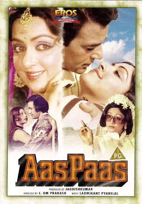 Aas Paas Movie Poster