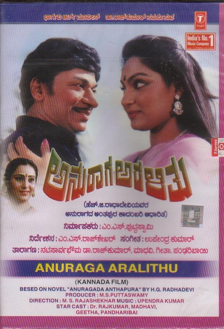 Anuraaga Aralithu Movie Poster